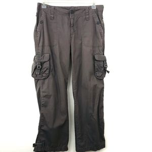 The North Face Cargo Pants 12 Gray